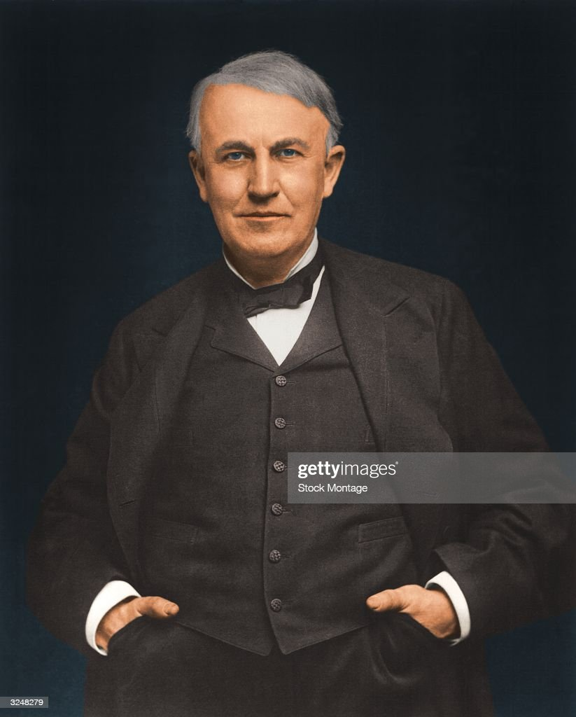 18 Oct Inventor Thomas Edison dies Photos and Images | Getty Images for thomas edison in color  34eri
