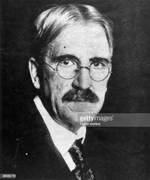American philosopher John Dewey