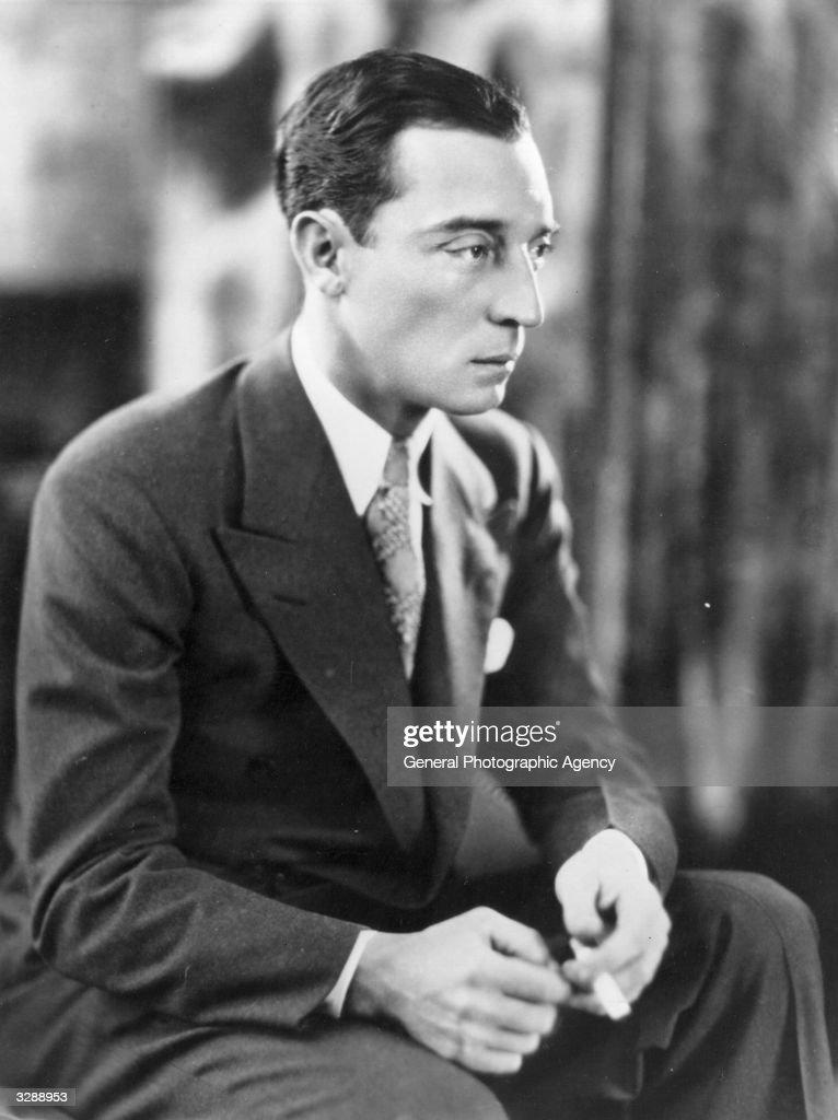 Buster Keaton : News Photo