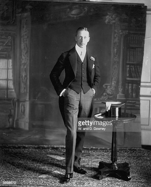 Crown Prince Frederick Wilhelm the last crown prince of Germany and eldest son of Wilhelm II