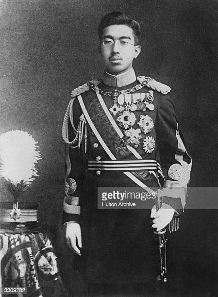 Emperor Hirohito of Japan
