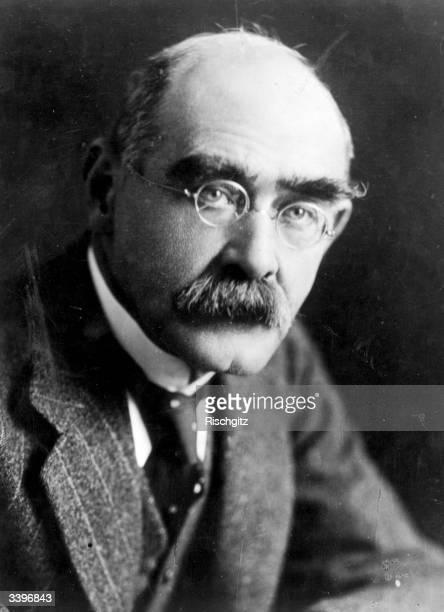 English writer and Nobel Laureate Rudyard Kipling .