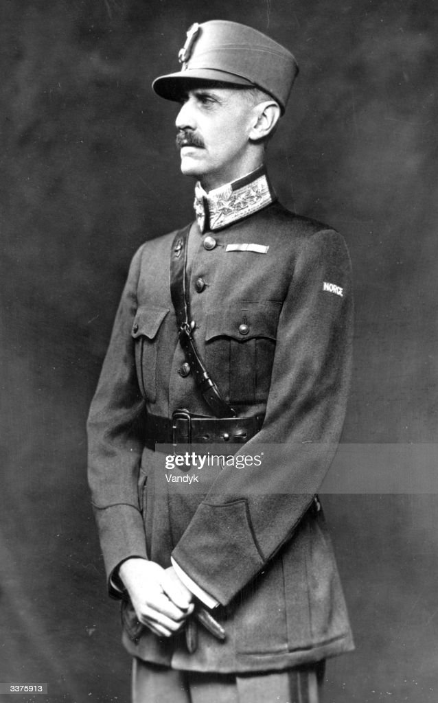 Haakon VII (1872 - 1957), king of Norway from 1905.
