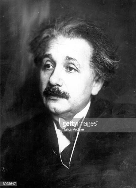 Physicist and mathematical genius Albert Einstein