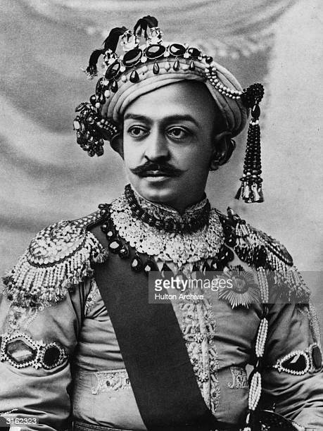 Sri Krishna Wadiyar Bahadur the Maharaja of Mysore