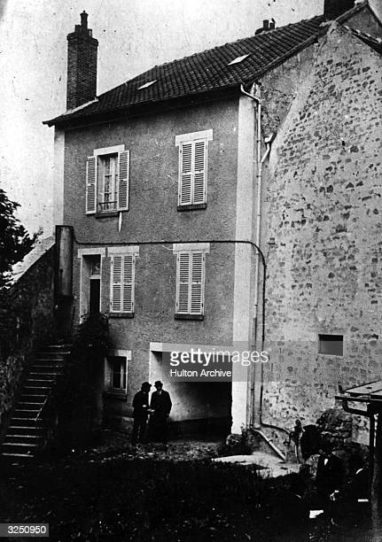 The house of murderer Henri Desire Landru Known as the French 'Bluebeard' Landru was found guilty of the murder of ten women and a boy and...