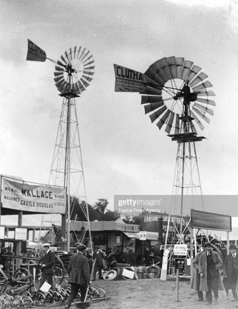 Wind Power : News Photo