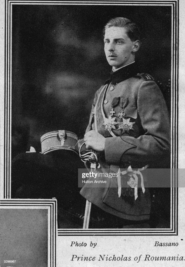 Prince Nicholas : News Photo