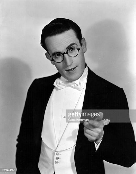 Harold Lloyd the American film comedian He is best remembered for his daredevil comedy acts such as in 'Safety Last' where he was seen dangling from...