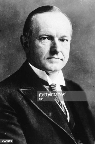 30th president of the United States John Calvin Coolidge