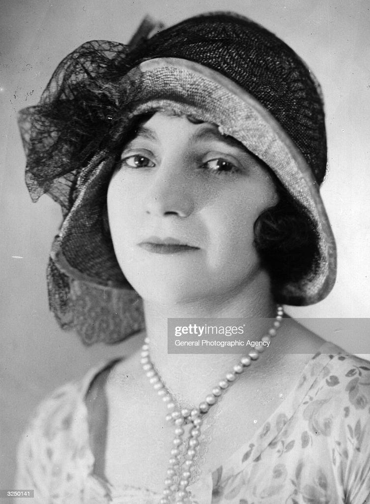 e7da86ad95e A 1920s cloche hat. News Photo