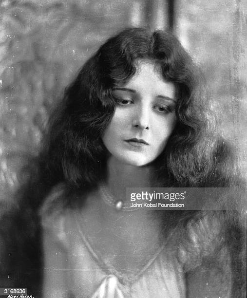 American actress Mary Astor
