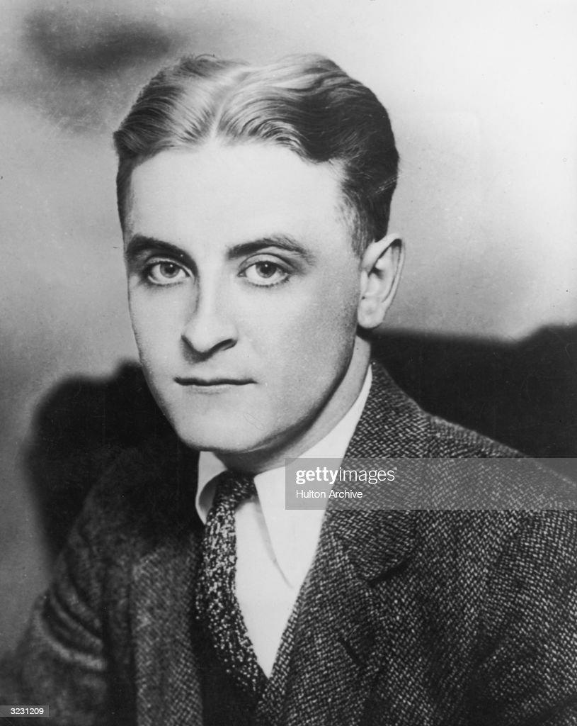 F Scott Fitzgerald : News Photo