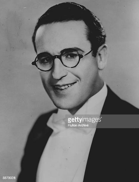 American comic actor Harold Clayton Lloyd who earned a reputation as the beloved King of Daredevil Comedy in films such as 'Safety Last' where he...