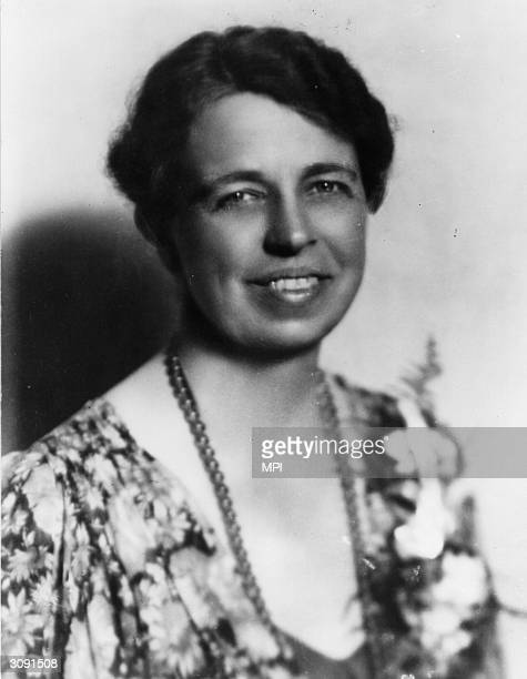 Anna Eleanor Roosevelt wife of US president Franklin D Roosevelt She wrote a number of books involved herself in several feminist causes and founded...
