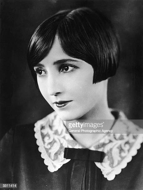 Bessie Love the Hollywood actress and MGM player who appeared in 'Tongues of Flame'