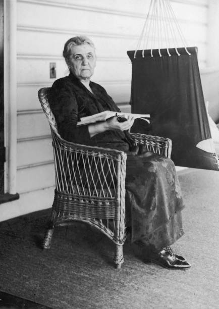 Jane Addams , American social reformer, feminist and...