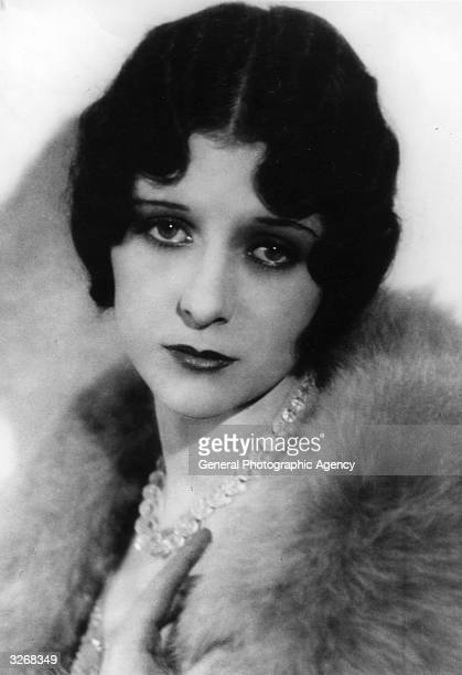 Renee Adoree formerly Jeanne De La Fonte the French leading lady and former circus bareback rider who was contracted to MGM