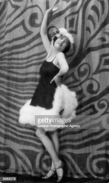 Screen actress and circus performer Renee Adoree