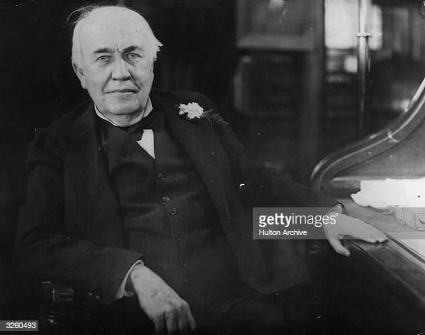 Thomas Alva Edison American inventor