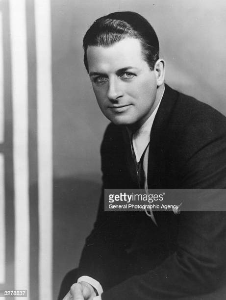British actor Reginald Denny who retired from Hollywood in the 1950's to give time to his aircraft company