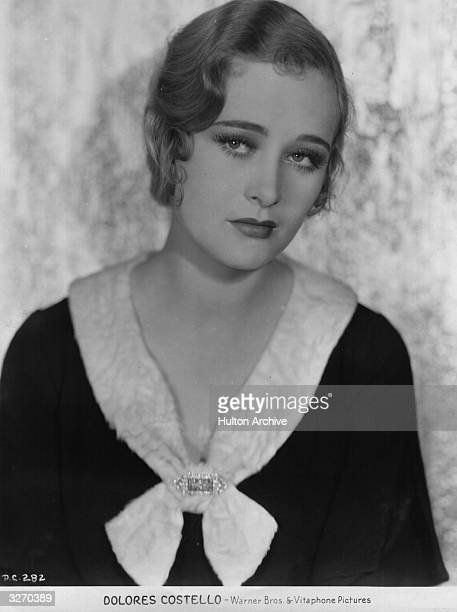 Dolores Costello the American silent screen heroine who worked for Warner Brothers