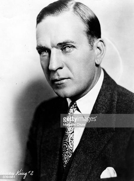 Henry King the American film director with experience in most branches of show business and a skilful exponent of family entertainment