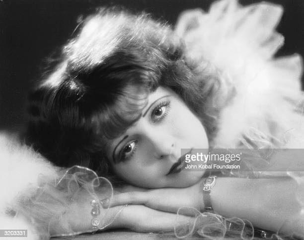 1920's Hollywood film star Clara Bow