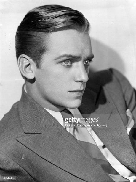Douglas Fairbanks Junior the American film actor, producer and son of Douglas Fairbanks Senior.