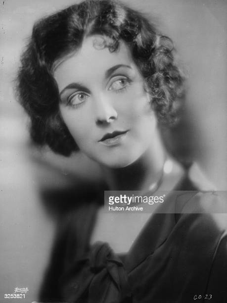 Gertrude Olmsted the actress and silent screen heroine who was contracted to MGM and appeared in 'Time The Comedian' directed by Robert Leonard