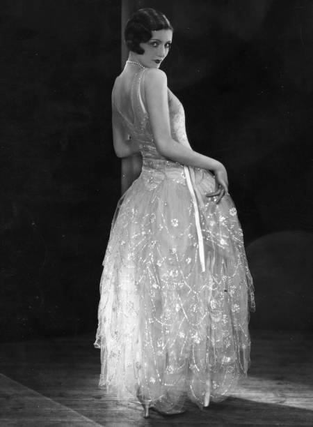 Gown In Gauze