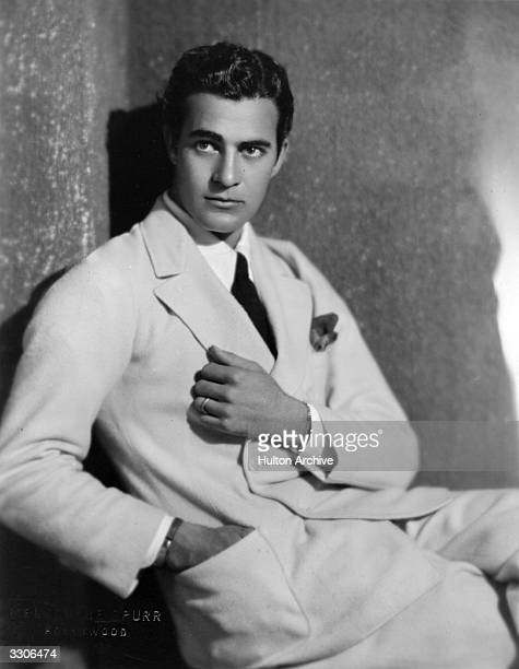 Gilbert Roland the Hollywood film actor