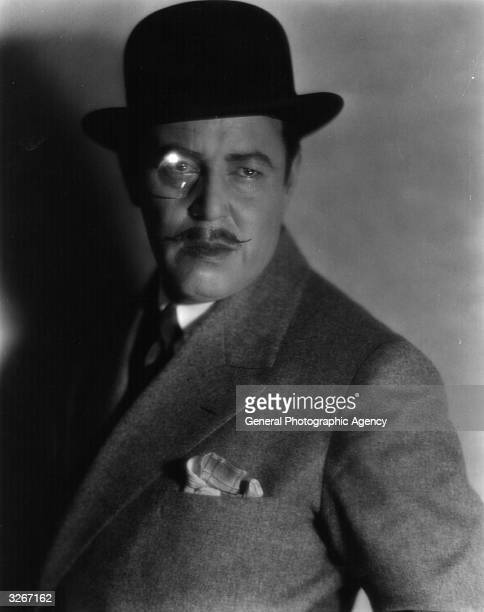 Warner Oland the Swedish character actor who became famous in Hollywood as a chinese detective