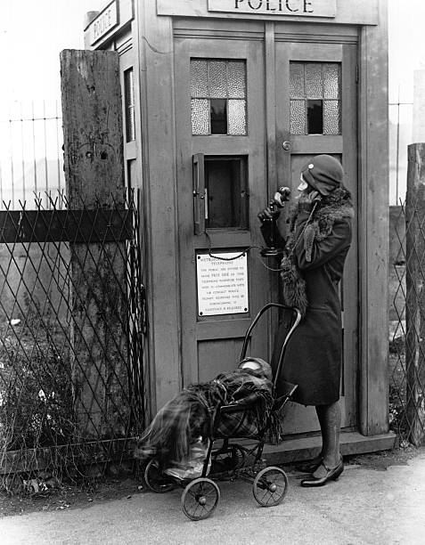 Emergency Call Box Wall Art