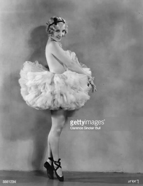 Actress and dancer Bessie Love born Juanita Horton popular star of MGM films such as 'Broadway Melody'