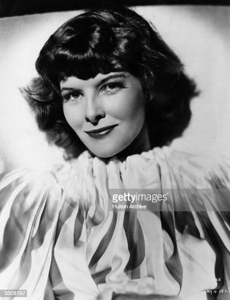 American screen legend Katharine Hepburn