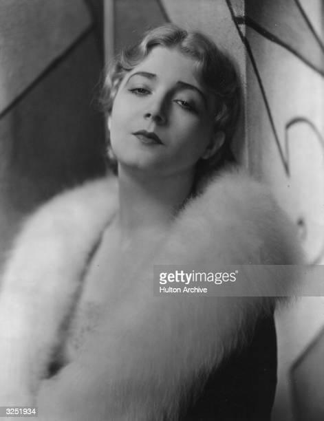 AustroHungarian actress Vilma Banky