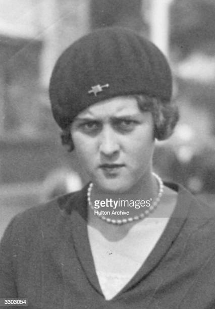 Cecilia Grand Duchess of Hesse She is the daughter of Princess Alice and Prince Andrew of Greece