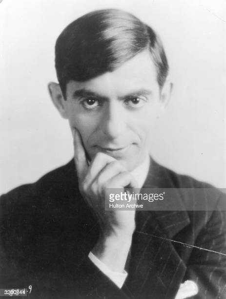 Eddie Cantor the Hollywood star and film actor