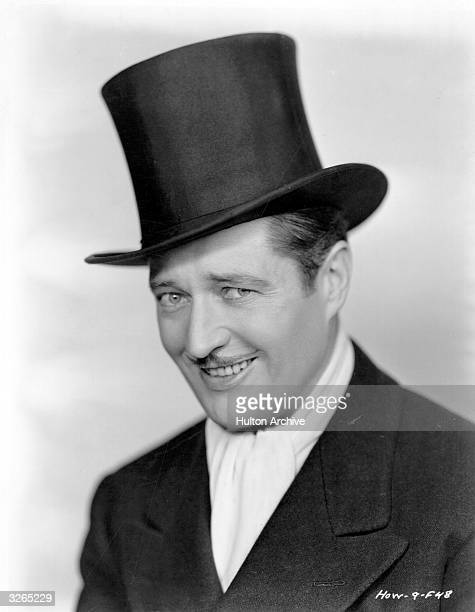 Edmund Lowe the Hollywood film actor who was signed to Fox Films