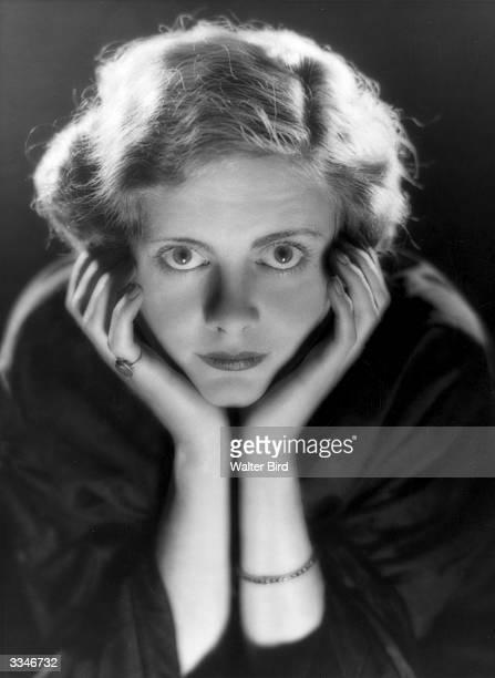 English actress Celia Johnson the only actress in 'Ten Minute Alibi' at London's Haymarket Theatre