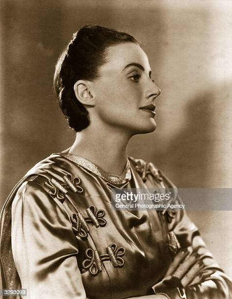 English actress Frieda Inescort who appeared in many Hollywood films