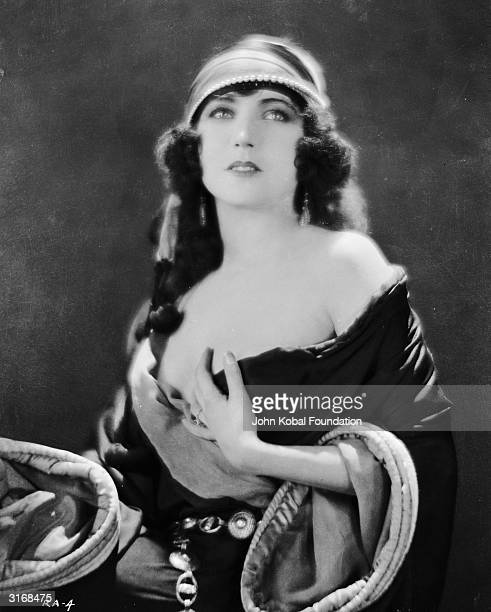 French actress of the silent era Renee Adoree