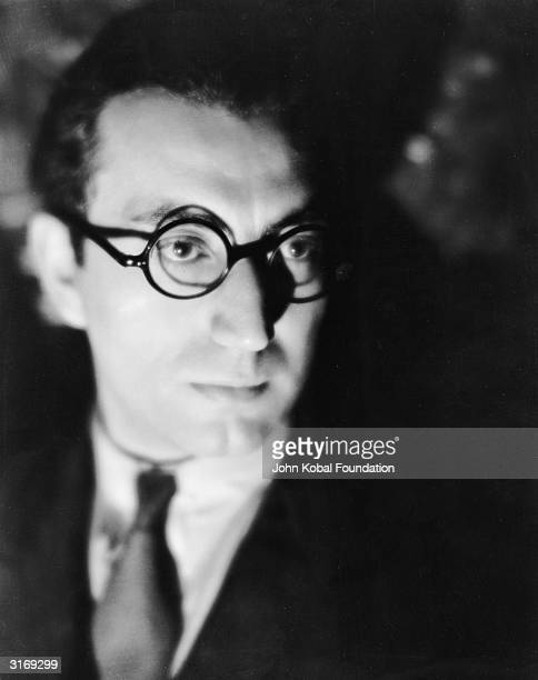 Hollywood director Rouben Mamoulian , whose films include 'Queen Christina' and 'Dr Jekyll and Mr Hyde'.
