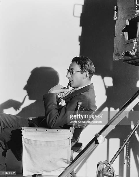 Hollywood director Rouben Mamoulian , whose films include 'The Mark of Zorro' and 'Queen Christina'.