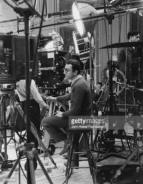 Hollywood director Rouben Mamoulian , whose films include 'The Mark of Zorro' and 'Queen Christina'. His cinematic trademark was the inclusion of a...