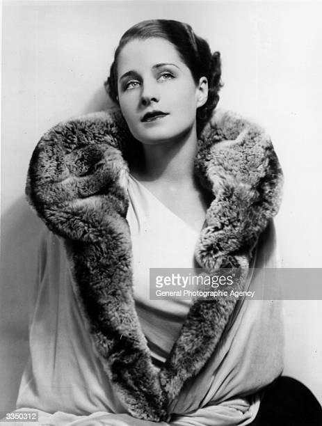Norma Shearer the Canadian born actress who starred in silent films and then talkies such as 'Private Lives' She married MGM executive Irving...