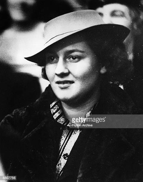 Princess Elizabeth Bibesco wife of Prince Antoine Bibesco