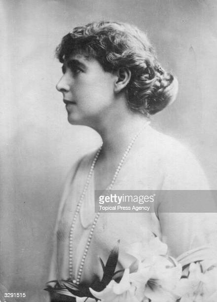 Queen Marie of Romania, , the wife of King Ferdinand of Romania.