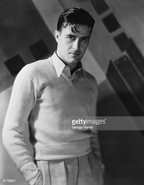 Welshborn actor Ray Milland a handsome leading man of the 1930s and 1940s and a successful supporting player for the remainder of his career